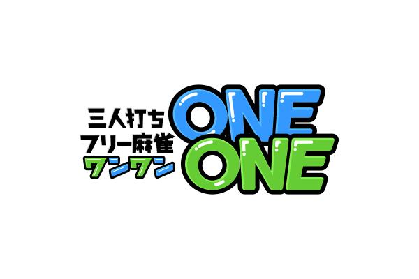 麻雀ONEONE ロゴ