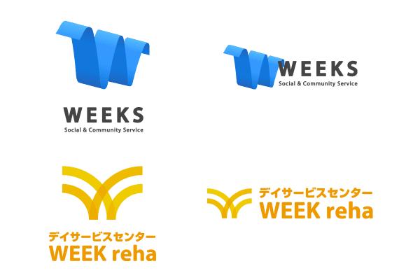 株式会社WEEKS ロゴ